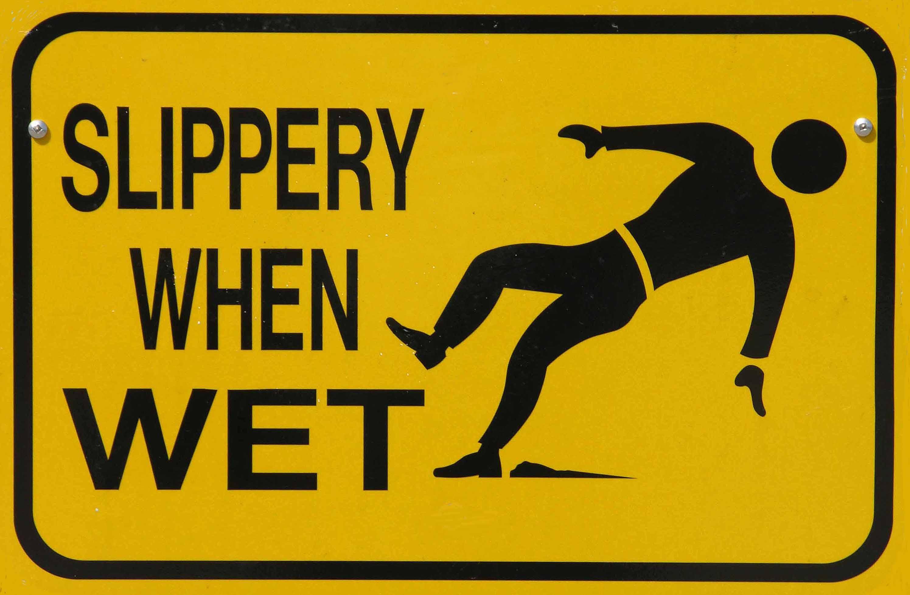 Slippery Deutsch